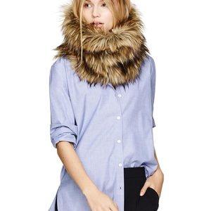 Aritzia Babaton Lyndon Cowl scarf